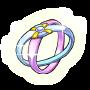 絆の指輪の画像