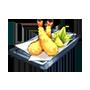 エビの天ぷらの画像