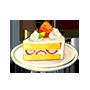 パーティケーキの画像