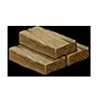 良質な木材の画像