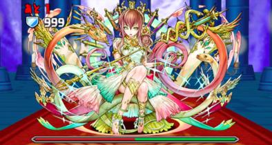 王妃の舞踏神殿の3F