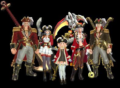 海賊アバター