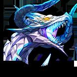 [氷結の蛇龍]ピュートーンの画像
