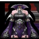 魔女の衣・紫の画像