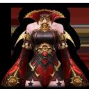 魔女の衣・赤の画像