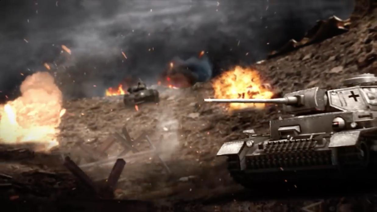 戦車帝国の画像