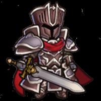 漆黒の騎士のミニキャラ画像