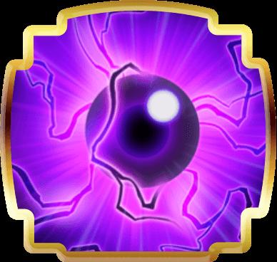 魔界の雷の画像