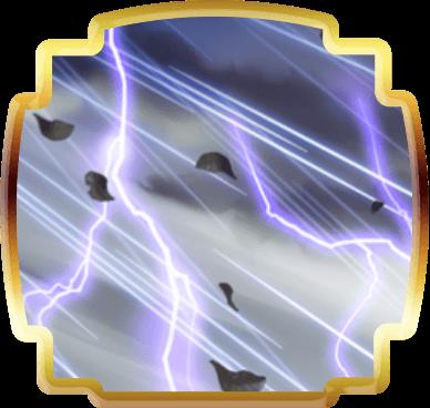 暴風雨の画像