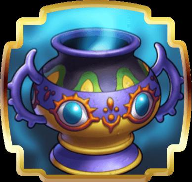 魔法のツボの画像