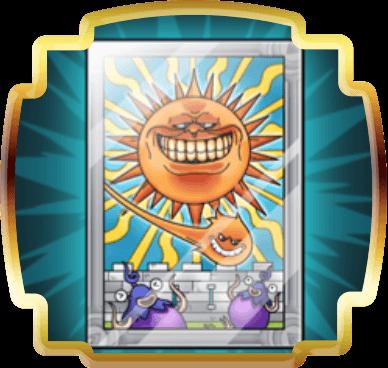 [太陽のタロットの画像