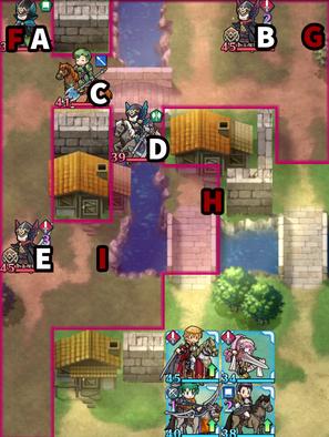 13章-3節港町の死闘のマップ