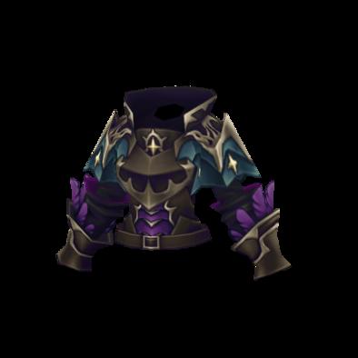 宵闇の鎧の画像