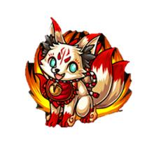 狐火のイナリの画像