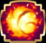 紅蓮の火球