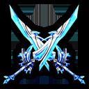 クリスタルサーベル・青の画像