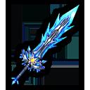 クリスタルソード・青のアイコン