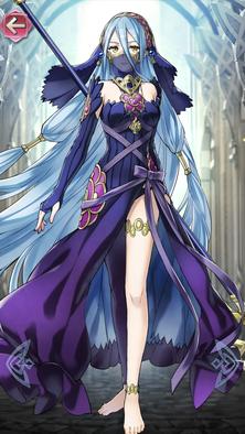 アクア(祭の歌姫)の立ち絵