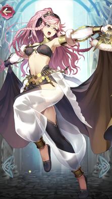 オリヴィエ(祭の舞姫)の立ち絵