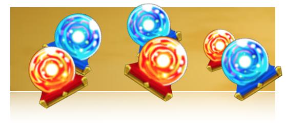 進化の宝玉のバナー