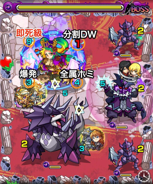 徳川綱吉のボス3攻略