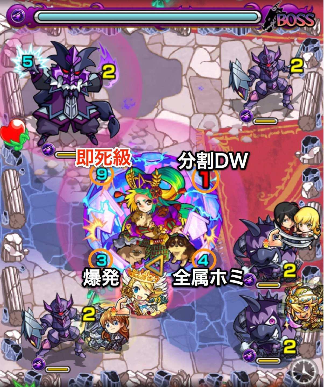 徳川綱吉のボス1攻略