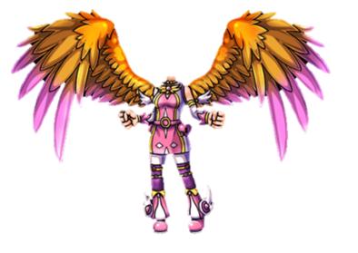 天獄の翼衣の画像