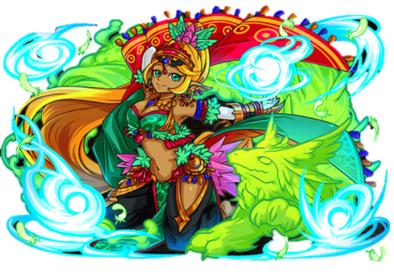 龍嵐の舞姫アミーラの画像