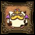 キングモーモンの紋章・頭