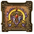 狭間の闇の王の紋章・頭のアイコン
