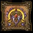 狭間の闇の王の紋章・頭