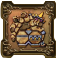 大地の魔人の紋章・盾