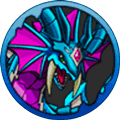 クリスタルオーロラドラゴンの画像