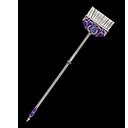メイドのほうき・紫のアイコン