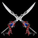 メイドの双剣・赤の画像