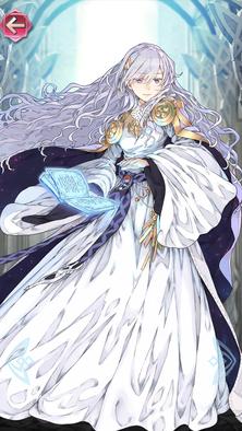ディアドラ(精霊の森の少女)の立ち絵