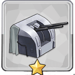 102mm連装砲(副砲)T1のアイコン