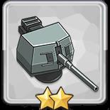 120mm単装砲T2B画像