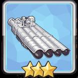 533mm四連装魚雷T2のアイコン