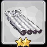 533mm四連装魚雷T1のアイコン