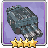 610mm三連装魚雷T3