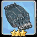 610mm四連装魚雷T1のアイコン