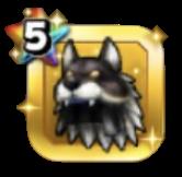 牙狼のフードのアイコン