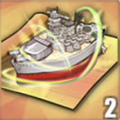 戦艦改造図T3の画像
