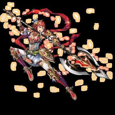 [無双の女騎士]マルフィーザの画像