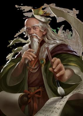 華佗の画像