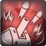 全弾発射−ラドロア級のアイコン