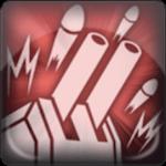 全弾発射-長良型のアイコン