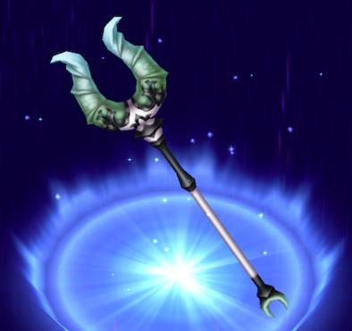 魔牛の杖の画像