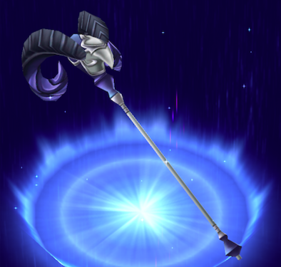 魔角の杖の画像